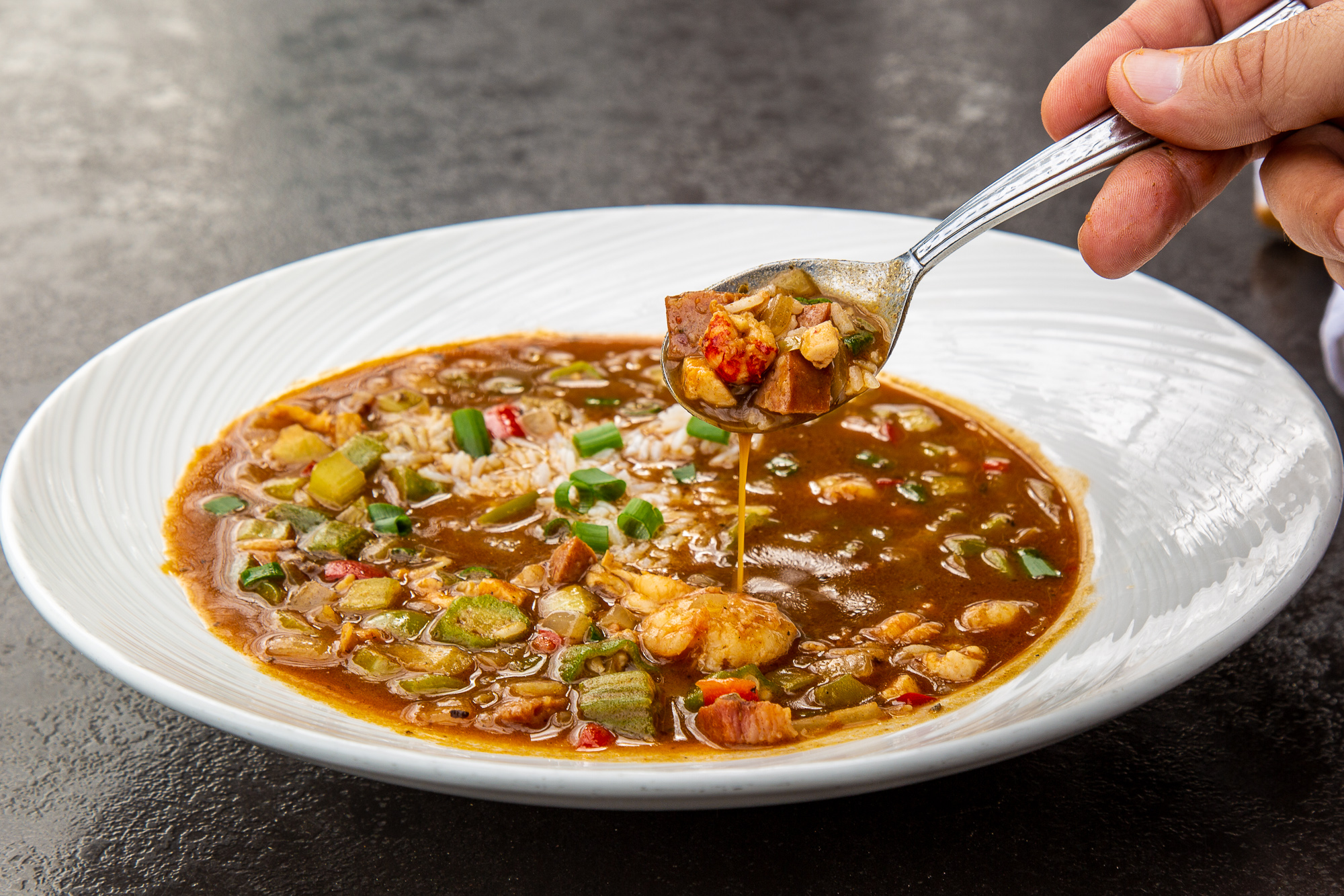 The Best Gumbo Image